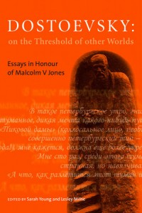 Cover: Dostoevsky: On The Threshold of Other Worlds